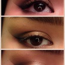 Dramatic Bronze Smoky Eye | New 'Eye Look Monday'