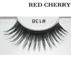 Red Cherry False Eyelashes #138