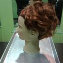 Lace Braid Updo