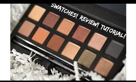 Reviewing, Swatching, and Trying on the Master Palette by Mario | Anastasia Beverly Hills
