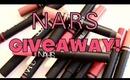 Review&GIVEAWAY! NARS Satin Lip Pencil