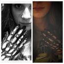 Skeleton Hand!