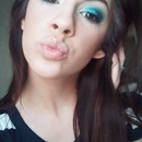 teal blue!