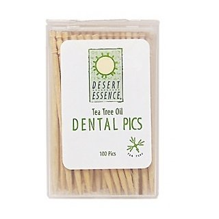 Desert Essence Tea Tree Oil Dental Pics