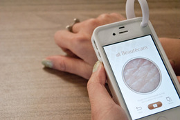 Just in From Japan: Beautécam, A Social Network for Your Skin!