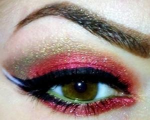 Colors: Red hot, Oblivian, Rubies&Diamonds