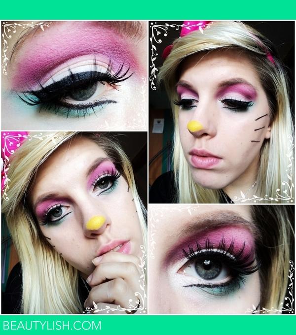 hello kitty makeup agnieszka ls realaguss photo