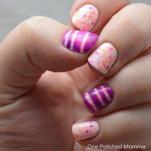 http://onepolishedmomma.blogspot.com/2015/04/neon-stripes-and-glitter.html?m=1