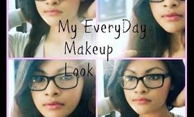 My Everyday Makeup Look