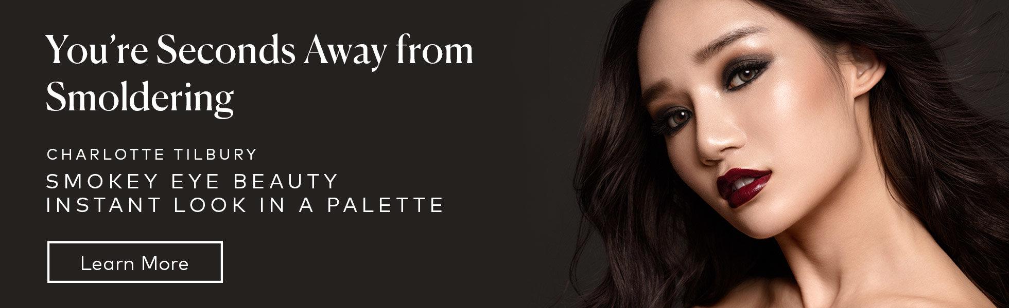 Charlotte Tilbury Beautylish Frnd Cosmetics Uptown Girl Set Smokey Eye Beauty Instant Look In A Palette