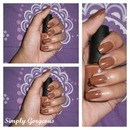 "NOTD: OPI ""A-Piers To Be Tan"""