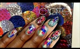 HOW TO   Apply Ciate Foil Manicure