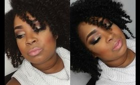 Classic LOOK feat.  Naked Urban Decay palette Makeup Tutorial