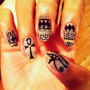 Egyptian Nails !