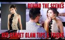 Red Carpet Makeup & Hair Glam Pro Makeup Artist Tips & Tricks for looking your best | mathias4makeup