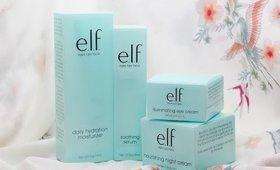 ELF Skincare Haul & First Impression