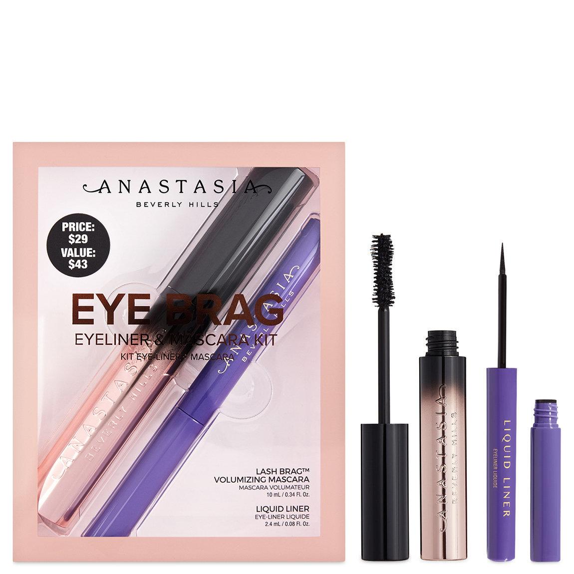 Anastasia Beverly Hills Eye Brag Eyeliner + Mascara Kit alternative view 1 - product swatch.