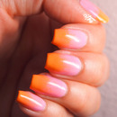 Orange/Pink Gradient