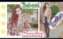 Morning Routine for School | BeautyTakenIn