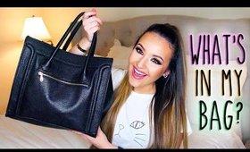 What's in my Bag?! ♡ Amanda Ensing