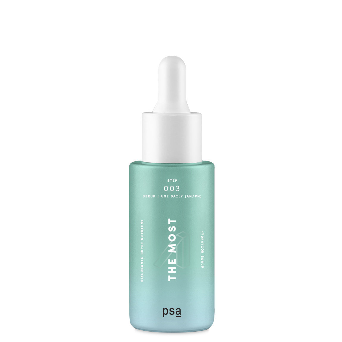 PSA Skin The Most: Hyaluronic Nutrient Hydration Serum alternative view 1 - product swatch.