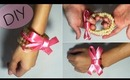DIY: Cute Bow Bracelets