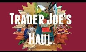 Trader Joe's Haul