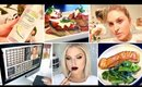 My Evening Routine! ♡ Cooking, Skincare & More! Shaaanxo