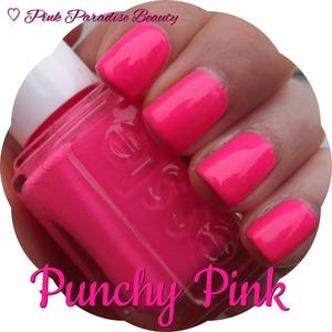 A light neon Pink