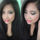 Soft Smokey eye makeup