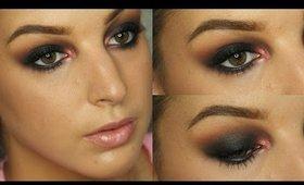 Smoke & Rust Makeup Tutorial ♥