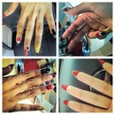 Red Bottom Nails  by Cali Red