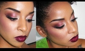 Makeup Tutorial: Love & Hip Hop Atlanta Erica Dixon Inspired Look (requested)