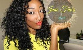 June Fav's 2014 | 30 DAY MAKEUP SERIES #29