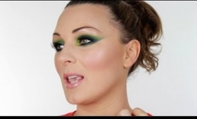 ARAB KHALEEJI STYLE MAKE-UP TUTORIAL