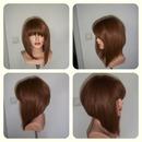 asymmetrischer Bob - cut by Anke