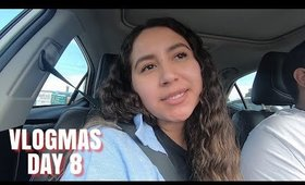 OUT AND ABOUT + GIVEAWAY | Vlogmas 2019 | Virginiaaaxo