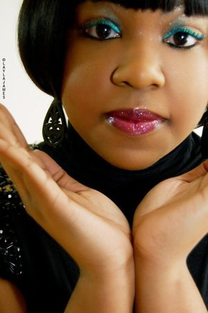 Signatures Of Joi Makeup Artisry: Model Andrea ( my sister ) Photographer: Layla James