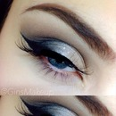 Faded cat eye