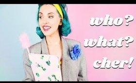 Cher-lock Holmes | Fancy Falloween Giveaway