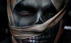 Macabre Makeup: Alex Faction's Creepiest Halloween Looks