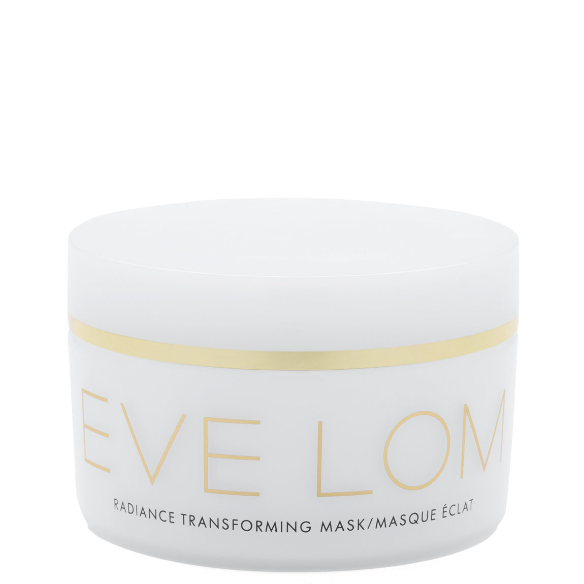 EVE LOM Radiance Transforming Mask product smear.