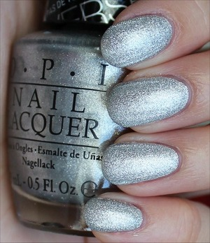 See my in-depth review & more swatches here: http://www.swatchandlearn.com/opi-this-gown-needs-a-crown-swatches-review/