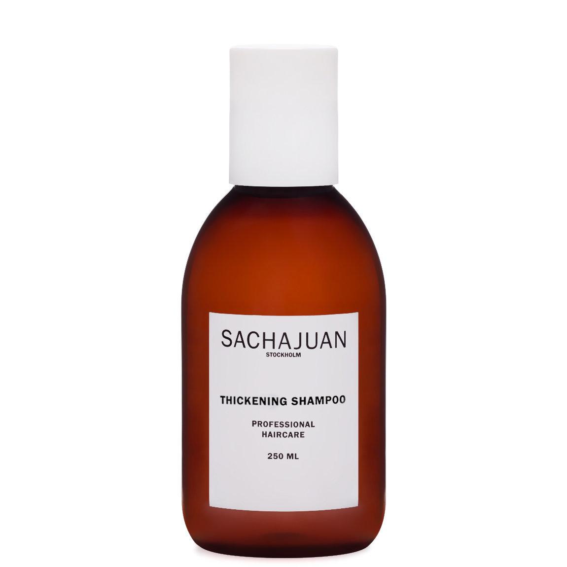 SACHAJUAN Thickening Shampoo product swatch.