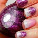 Glittery Gradient Skittles