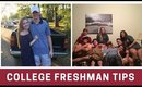 What Freshman Year Taught Me: Best College Tips