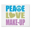 peace, love, make up!
