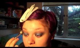 Makeup Tutorial: Some Random Look + Foundation & Eyebrow Routines