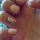 glittery glitter