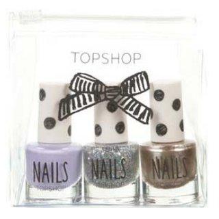 TOPSHOP Nail Trio